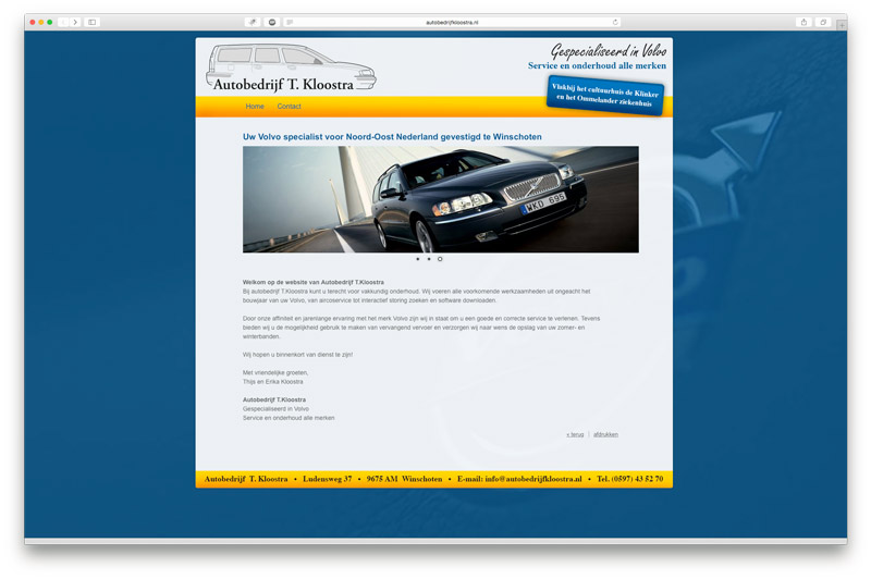 http://autobedrijfkloostra.nl