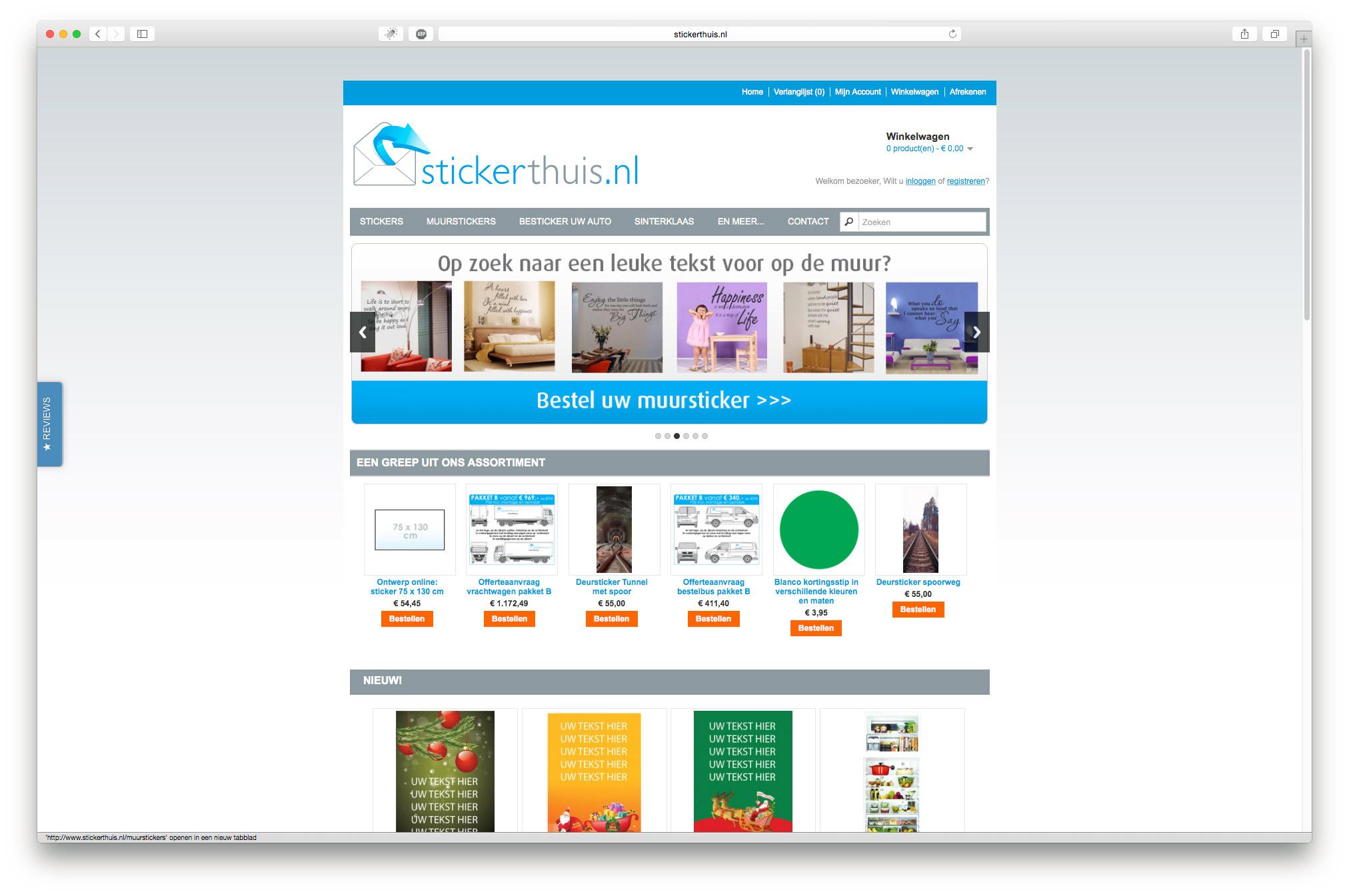 http://www.stickerthuis.nl